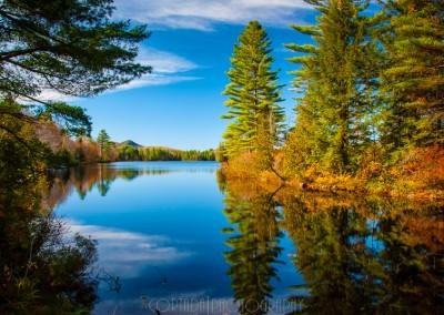 Lake at Vermont
